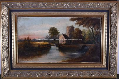 M. Nelson - Vodní hrad