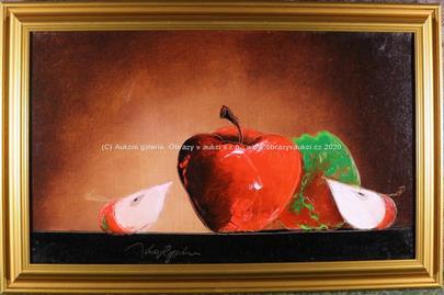 Jan Rapin - Zelené jablíčko