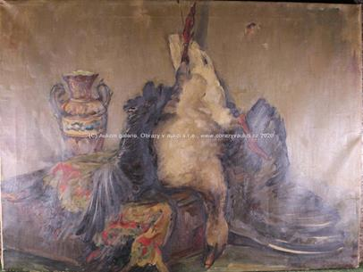 Rudolf Hanych - Lovecké zátiší