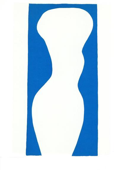 Henri Matisse - Figury I. + I.