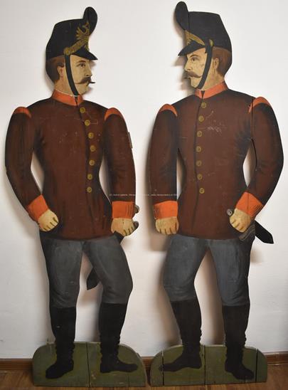 Rakousko - Uhersko, 19. století - Důstojníci Rakousko - Uhersko