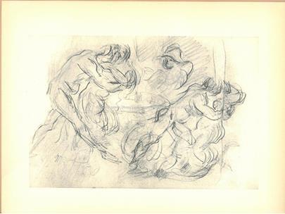 Paul Cézanne - Carneval