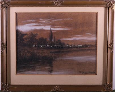 Ferdinand Engelmüller - U vody