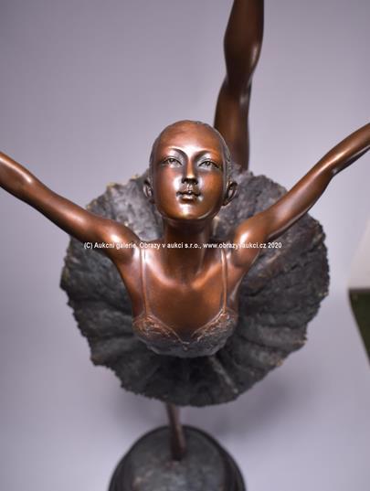 Edgar Degas - Tanečnice