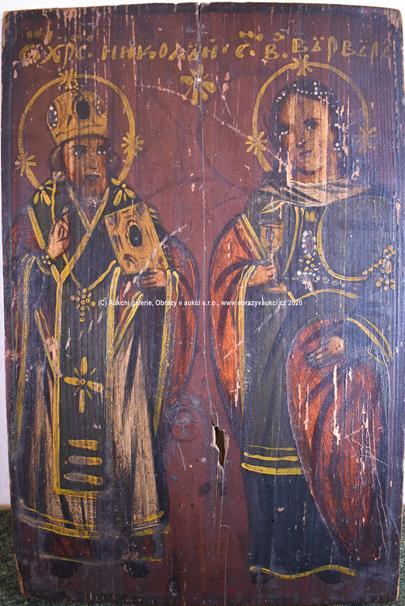Rusko konec 19. stol. - Vybraní svatí