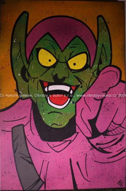 Meon Smells - Green Goblin