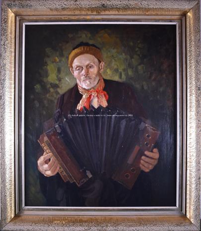 Edmund Gwerk - Harmonikář