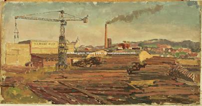 Josef Hapka - Soubor 149- ti krajinomaleb, genrových motivů a zátiší