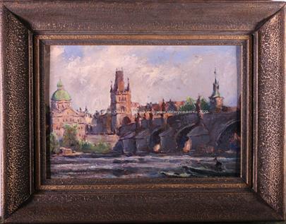 Rudolf Jindřich - Karlův most