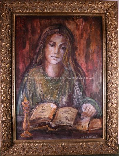 Dana Sokolová - Čtenářka