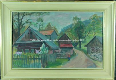 Josef Hapka - Soubor 20- ti prací