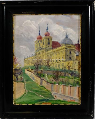 Karel Sup - Kostel