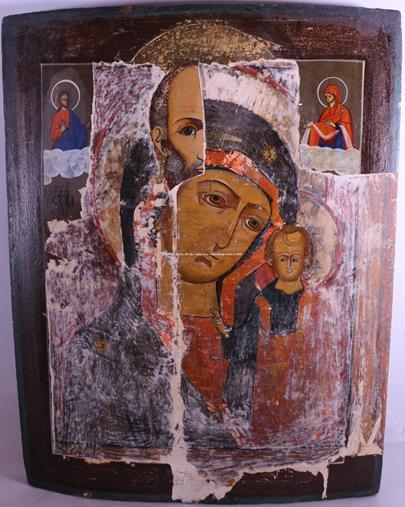 Rusko 1. pol. 19. stol. - sv. Mikuláš Myrský
