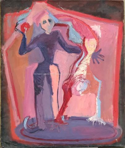 Kateřina Opltová - Tančící klauni