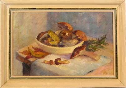 Ladislav Kuntoš - Hříbky na stole