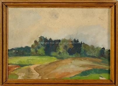 Gustav Macoun - Na kraji lesa