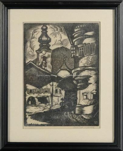 Rudolf Mather - Věže