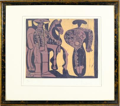 Pablo Picasso - Matador