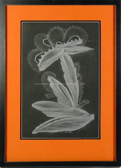 Marková Cecílie - Imaginativní květina