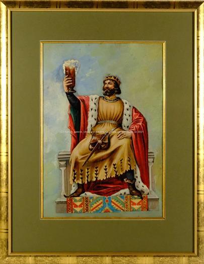 nesignováno - Pivní král - Pilsner