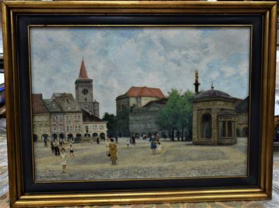 Procházka Jindřich - Jičín – Valdštejnské náměstí č. II.
