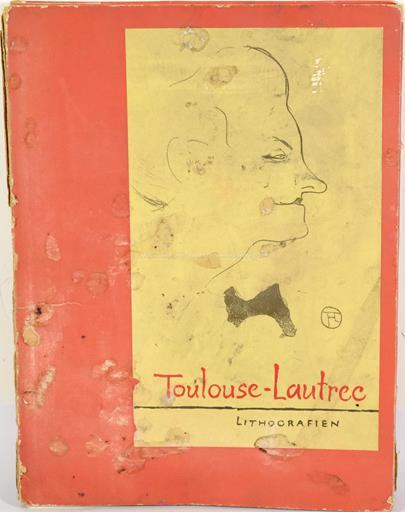 Henri de Toulouse Lautrec - Konovolut 8 tisků