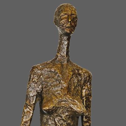 Alberto Giacometti - BENÁTČANKA - VÝŠKA 183 CM !!!