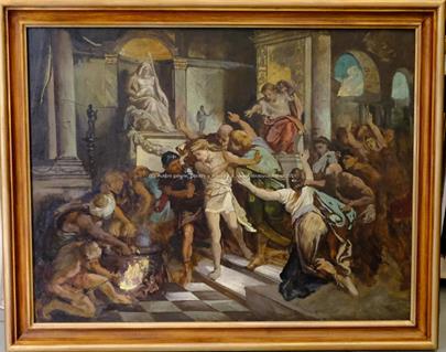 Vojtěch Hynais - Sv. Vít odsouzen