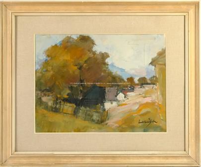 Alois Lukášek - Na podzim