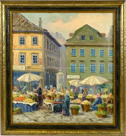 Horký - Na trhu