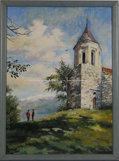 Černý - Sadarbazo - Gruzia