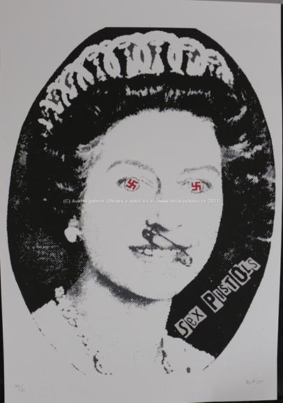 Banksy - Sex Pistols