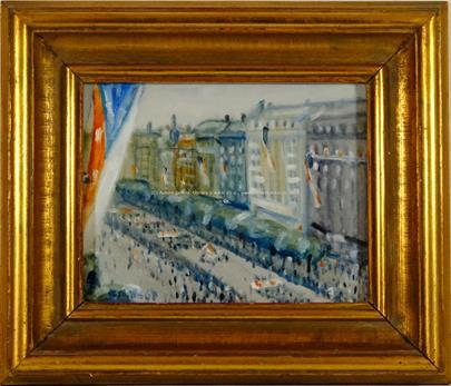 Josef Kilián - Pionýrské dny v Praze