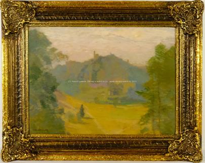 Roman Havelka - Údolí pod hradem