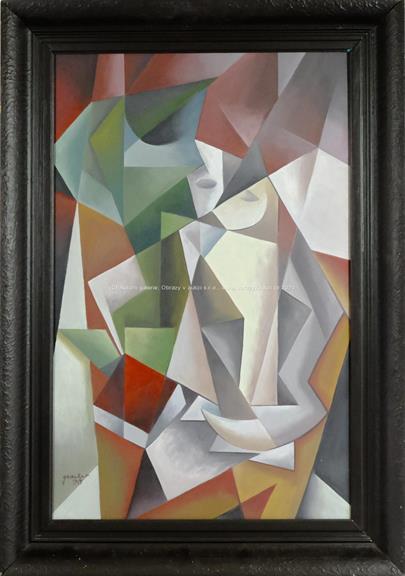 Robert Jiran - Kocour se zeleným džbánem