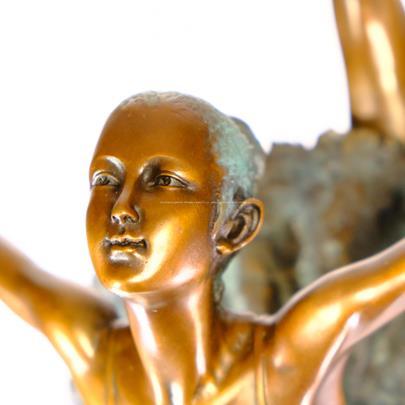 Edgar Degas - Baletka