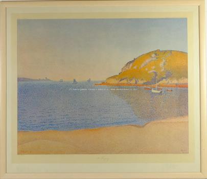 Paul Signac - St. Tropez