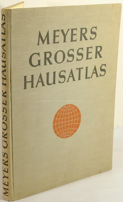 Edgar Lehmann - Meyers Grosser Hausatlas