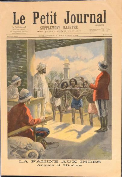 .. - 3x Le Petit Journal z roku 1897