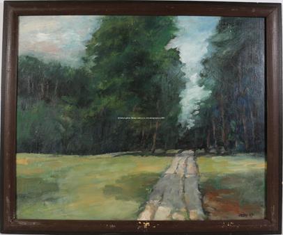 Pech - Cesta k lesu