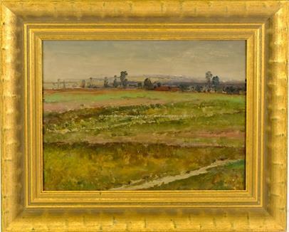 Karel Schauer - V polích