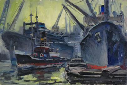 Václav Junek - Rotterdam