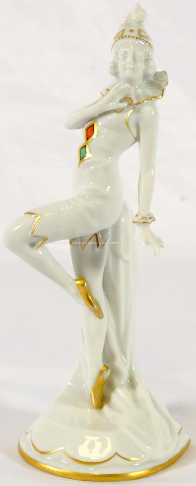 Ilmenau - Tanečnice se zlatými střevíci