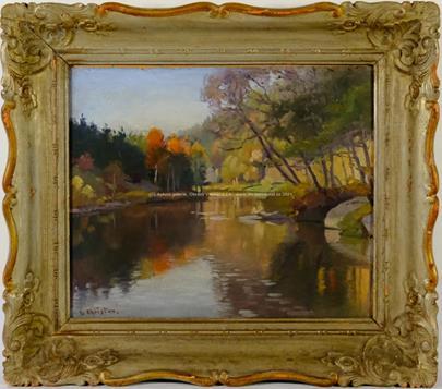 Georgi Christov - Zátočina řeky
