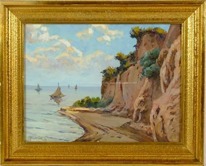 Jindřich Havlíček - Klidné moře
