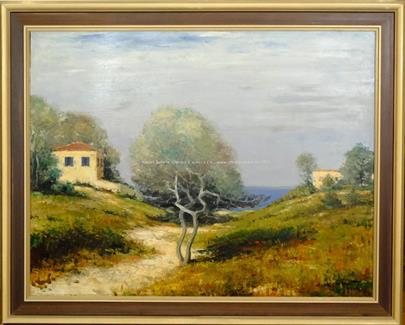 Alois Kohout - Domy ve Středomoří