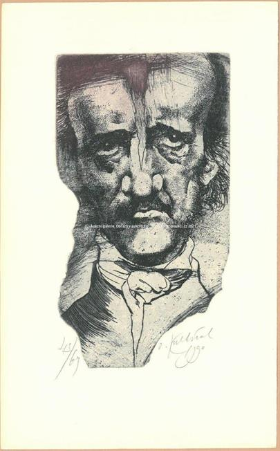 Oldřich Kulhánek - Edgar Allan Poe