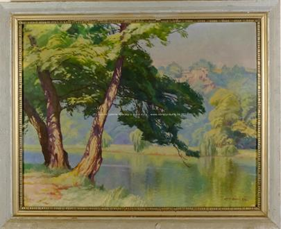 Lojza Budík - Ráno u řeky