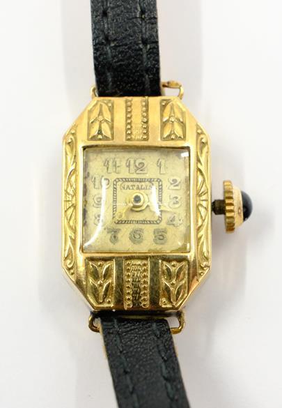 .. - Dámské hodinky, zlato 585/1000, značeno platnou puncovní značkou lyra, hrubá hmotnost 7,50 g