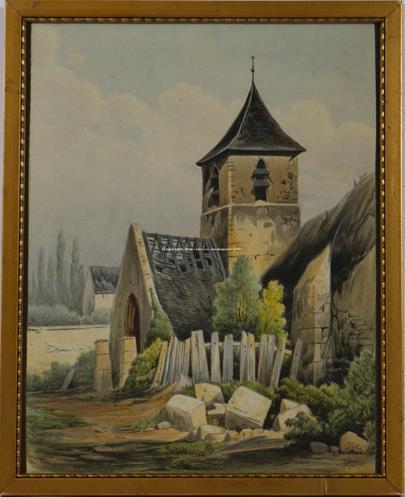 C. Pausch - Kostelík